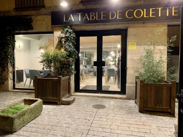 La Table de Colette
